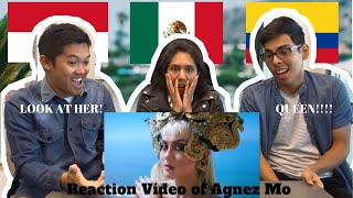 Download lagu Agnez Mo - Long As I Get Paid (Reaction Video) || AndrewSoan
