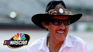 Richard 'The King' Petty on Daytona's