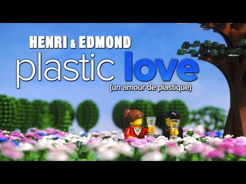 Henri & Edmond - Plastic Love (brickfilm LEGO)