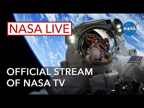 NASA Live:  Stream of NASA TV's Public Channel