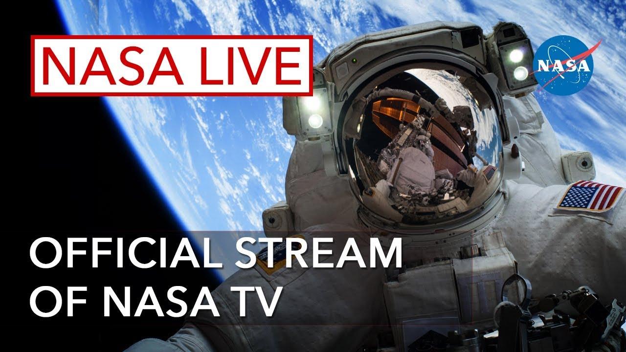 Nasa Live Official Stream Of Nasa Tv Youtube