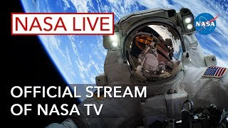 NASA Live: Official Stream of NASA TV thumbnail