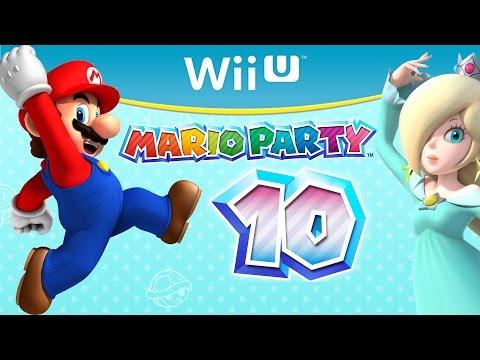 #2 Zagrajmy w Mario Party 10 - Karolina vs Yoji - 1080P - Wii U