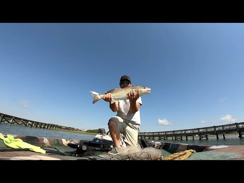 Fish On! RED DRUM, Wilmington NC