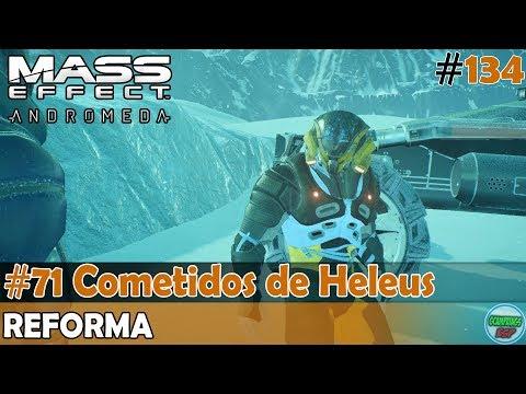 Mass Effect Andromeda | REFORMA | #71 Cometidos de Heleus | Sin Comentario