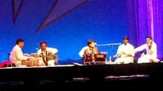 "Jugalbandi by musicians - ""Jagjit Singh"