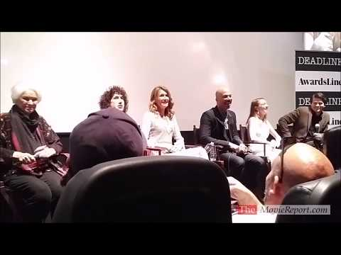 THE TALE Q&A with Laura Dern, Common, Isabelle Nelisse, Ellen Burstyn, Jason Ritter  May 20, 2018
