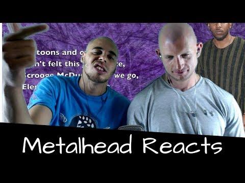 Metalhead Reacts to Kendrick Lamar - Cartoons & Cereal