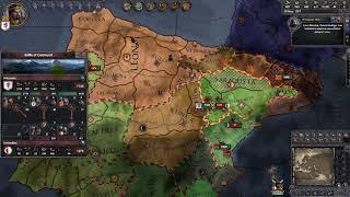 CK2 アルフォンソ6世 013 兄が始めた聖戦の結末