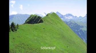 VIDEO-EDITION KLEINWALSERTAL 6: Die große Gratwanderung (Bilder 2005/ New Version)