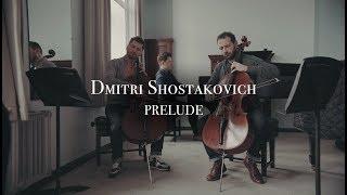 D. Shostakovich. Prelude for two cellos and piano | Beitan, Andrianov, Lapshin