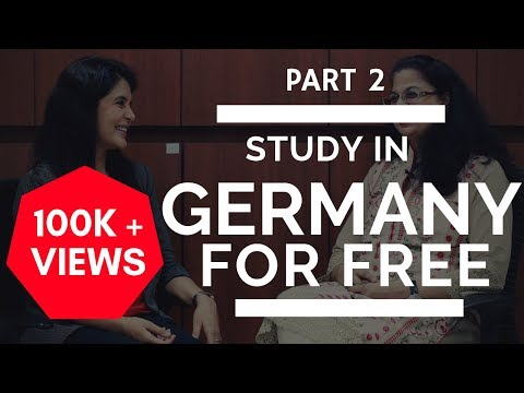 Study in Germany - How to Apply for a Degree Programme in DAAD Germany - Part 2 of 2 | #Chet Chat
