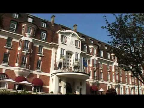 Le Touquet Hotel Westminster Spa Youtube