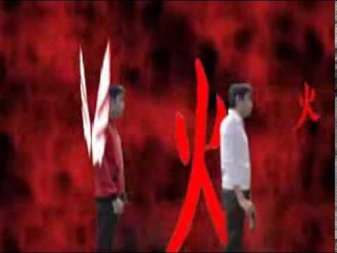 Gosei Red and Shinken Red Henshin ( Fanmade )