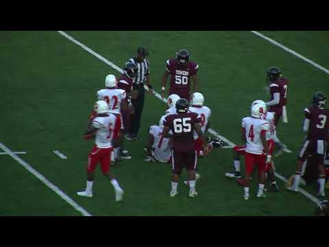 Towers High School | Varsity Football 8-26-17