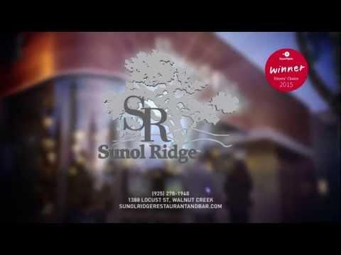 Sunol Ridge Restaurant - Walnut Creek, CA