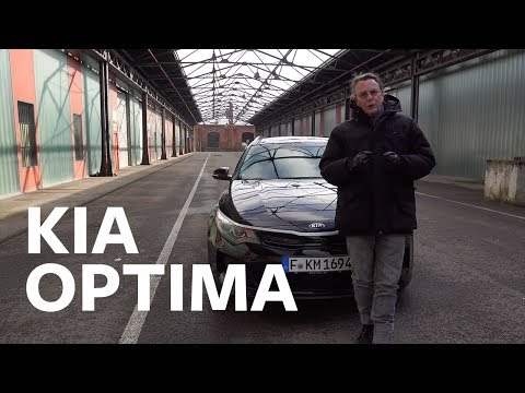 Kia Optima Hybrid  PS I bf TV Autosteckbrief K Video