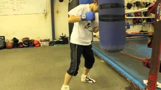 動画で見る「ボクシング基本講座 -サンドバッグ編-」 thumbnail