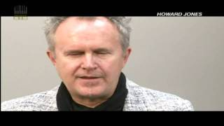 Howard Jones Interview in Japan for the bonus tracks for Ordinary Heroes