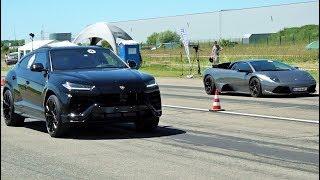 Lamborghini Murcielago LP640 Videos