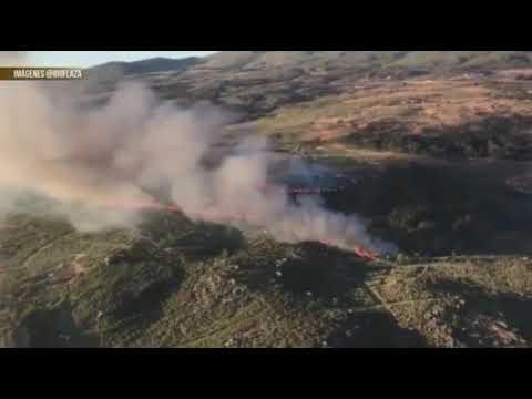 2018 se perfila como segundo año con menos incendios de este siglo 16-10-2018