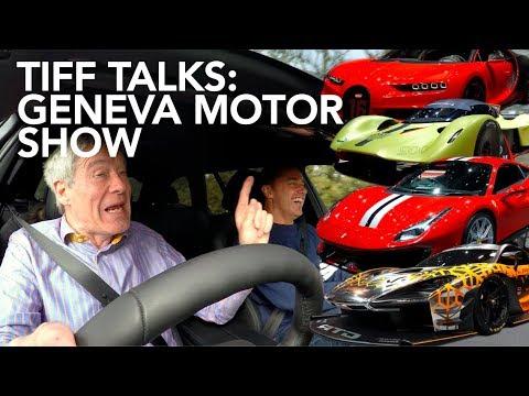 Tiff Talks: Geneva International Motor Show 2018