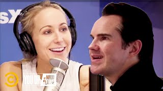 How Do You Get the Best Sleep You Can? (feat. Jimmy Carr) - You Up w/ Nikki Glaser (Nov 27, 2018)