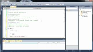 C++ Tutorial 12 - Variable Scope and Parameters