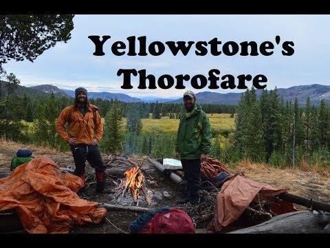 Backpacking Yellowstone's Thorofare/Two Ocean Plateau Full Video