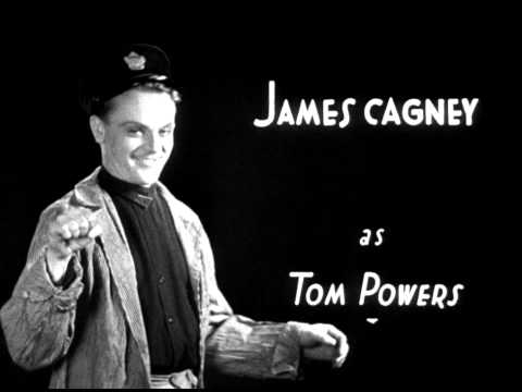The public enemy (1931) - Opening credits