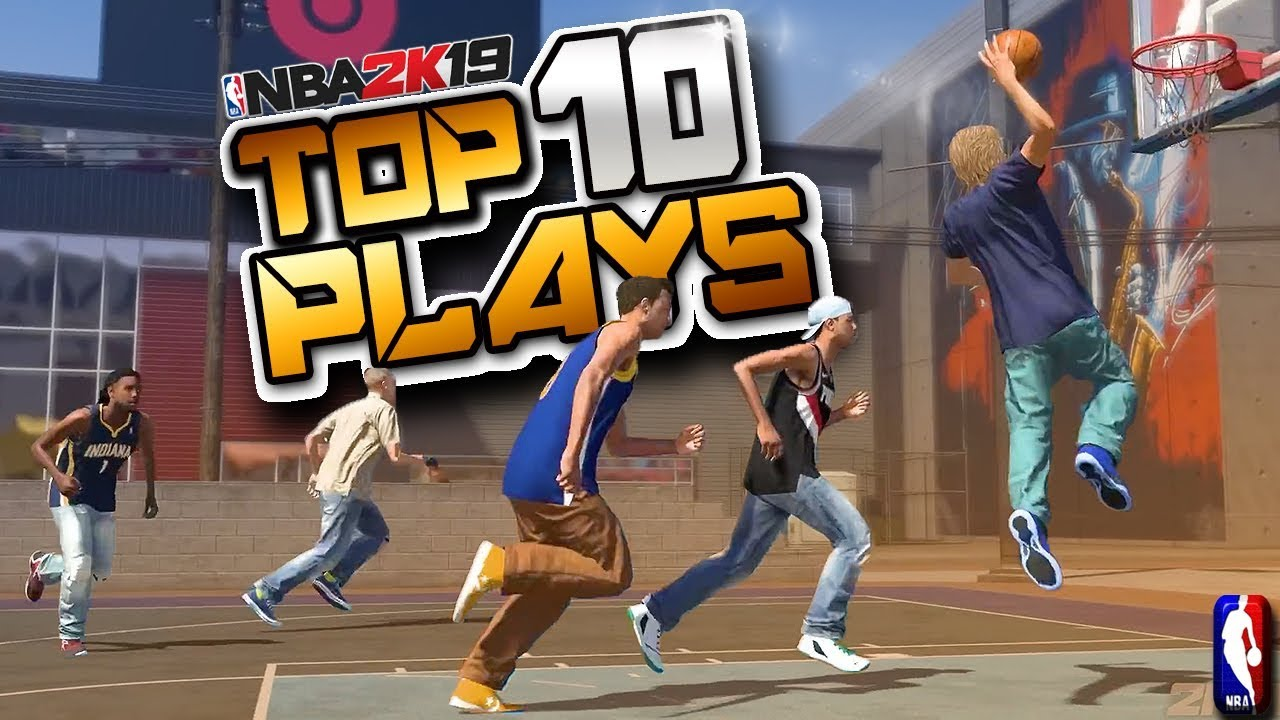 NBA 2K19 TOP 10 Plays Of The Week #2 - Ankle Breakers, Buzzer Beaters & More