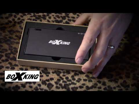 BoxKing POWER BANK wireless rechargeable power supply for pedalboards and more