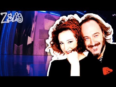 Marta e Gianluca a Zelig