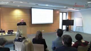 A pozitív munkahely és jóllét kutatások Dr. Oláh Attila   Stressz-M csatorna