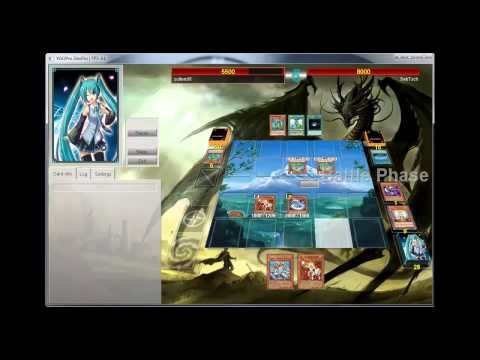 Yu-Gi-Oh! DevPro Deck of the format: February 2014 - Sylvan