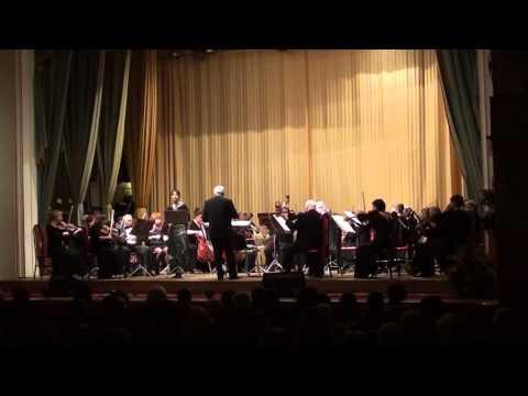 Карл Филипп Эммануил Бах - Концерт для клавира и струнных фа мажор