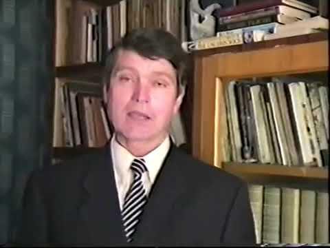 Первый презентационный фильм метода В.М.Бронникова, 29.11.1994
