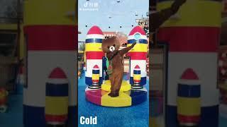 Gấu Lầy Đi Phát Tờ Rơi Là Đây (Cold) Phần 4
