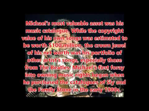 Real Celebrity Net Worth Michael Jackson