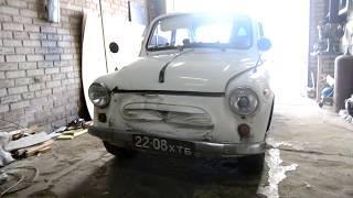 видео: Электромобиль ЗАЗ 965А, обзор, тест-драйв.