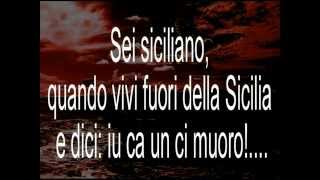 Enzo Mazzara - SICILIANU SUGNU - Io sono siciliano. 1° Parte.