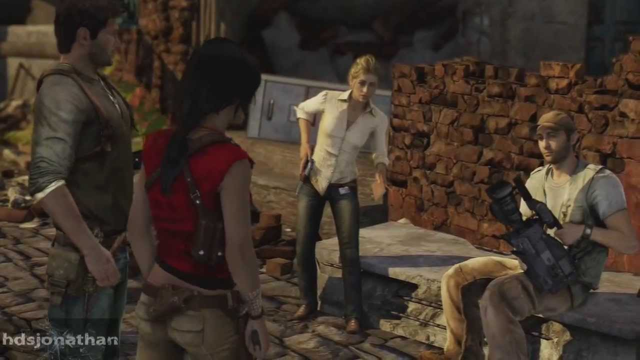 Uncharted 2 Among Thieves Walkthrough Gameplay Part 7 ...