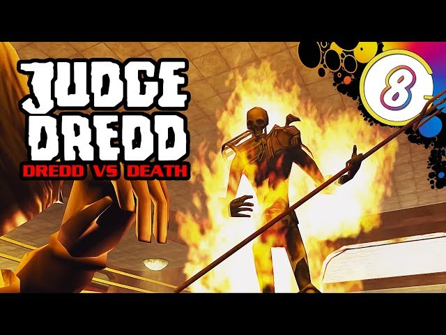 Back on the Beat | Judge Dredd: Dredd vs Death Part 8