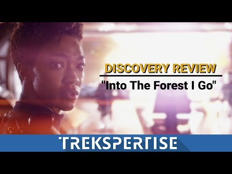 """Trekspertise DIS Review - """"Into The Forest I Go"""""""