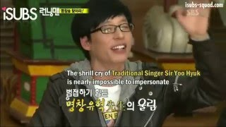 (RM 30) Yoo JaeSuk LeeSsang's