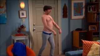 The Big Bang Theory - Cinderella and Prince Charming
