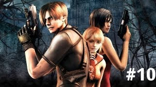 Resident Evil 4 (Борьба со злом и вирусами: серия 10)