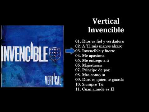 Vertical Invencible Album Completo