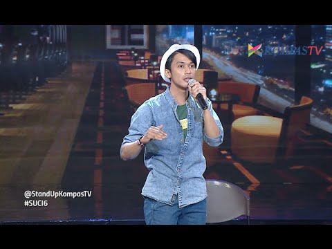 Dicky: Thanks to Cabe-cabean (SUCI 6)