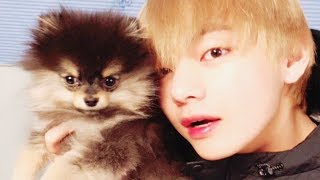 How Yeontan grew up with BTS!
